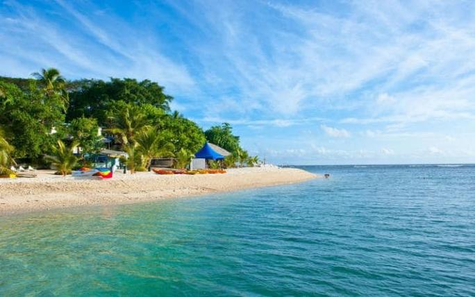 """Chính phủ Vanuatu ủng hộ kế hoạch nói không với thực phẩm """"rác"""" ở tỉnh Torba. Ảnh: ALAMY"""