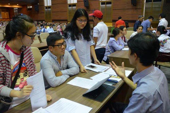 Trường ĐH Kinh tế TP HCM tuyển sinh đối tượng công nhân, người lao động - Ảnh 1.