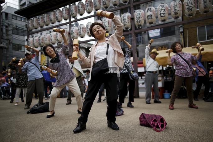 Bom nhân khẩu ở Nhật - Ảnh 1.