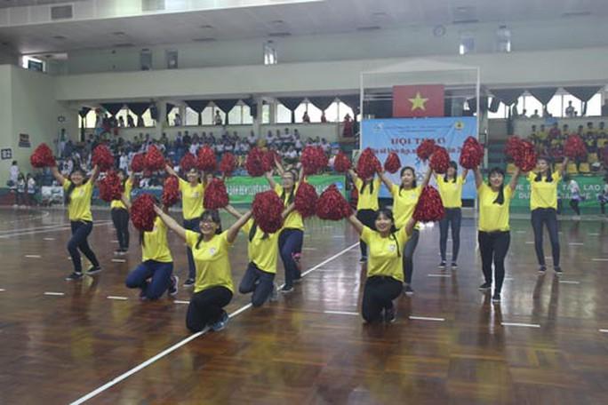 2.000 vận động viên dự hội thao Phụ nữ khỏe đẹp, năng động - Ảnh 1.