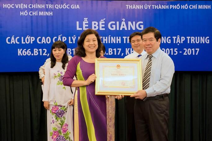 263 học viên tốt nghiệp Cao cấp Lý luận chính trị - Ảnh 1.