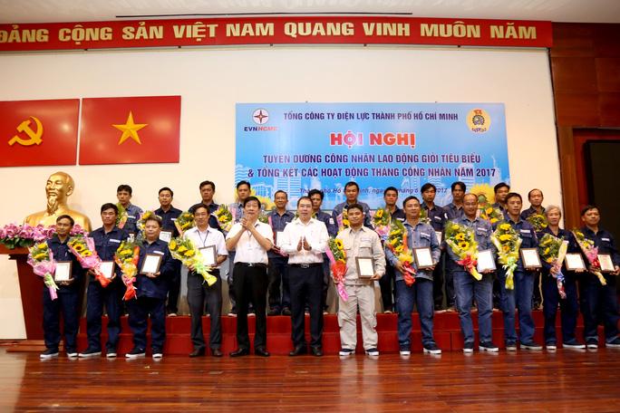 EVN HCMC không có công nhân mắc bệnh nghề nghiệp - Ảnh 1.