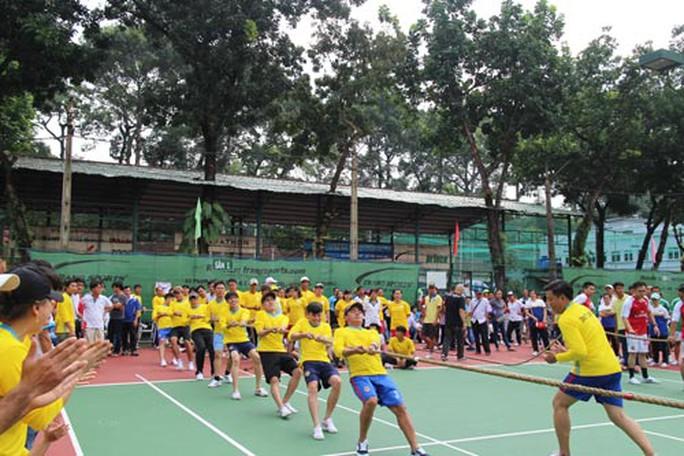 Sân chơi nâng cao sức khỏe cho CNVC-LĐ - Ảnh 1.