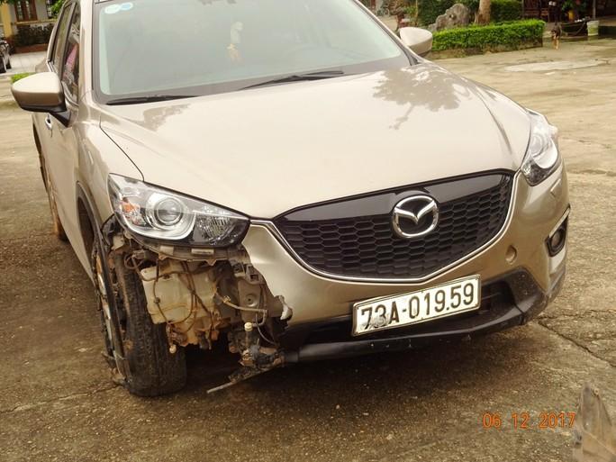 Điều tra vụ xế hộp Mazda CX5 tông chết người rồi bỏ trốn - Ảnh 1.
