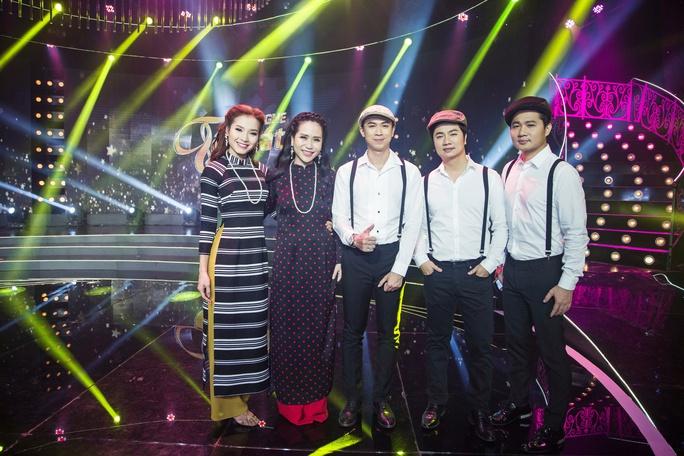 Năm thí sinh của đêm thi