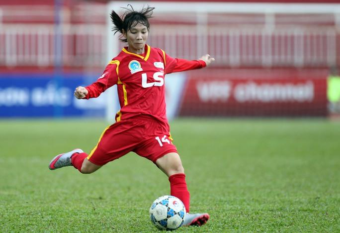 TP HCM 1 lên ngôi đầu Giải Bóng đá nữ quốc gia - Ảnh 2.