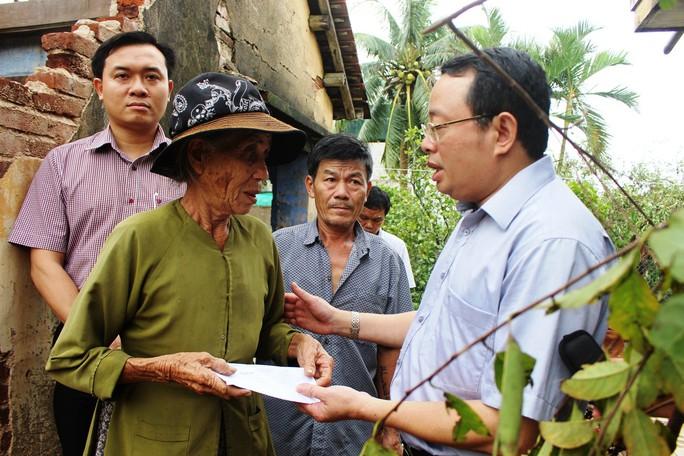 Bão số 12: Phú Yên đề nghị hỗ trợ 300 tấn gạo cứu đói khẩn cấp - Ảnh 4.