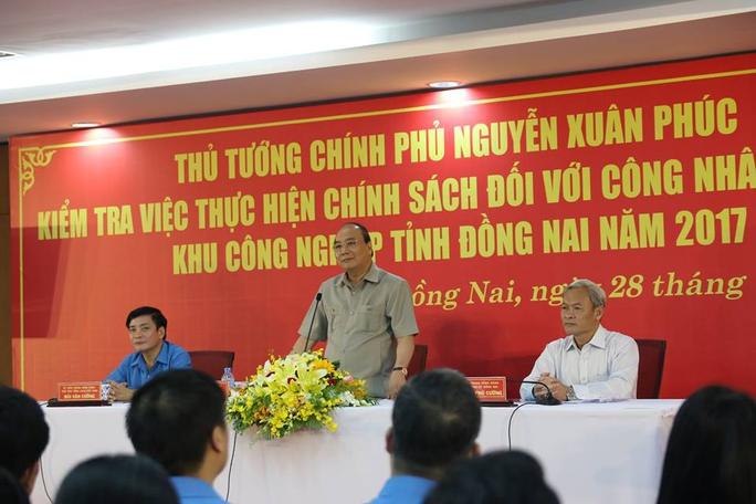 Thủ tướng Nguyễn Xuân Phúc gặp gỡ công nhân lao động Đồng Nai - Ảnh 6.