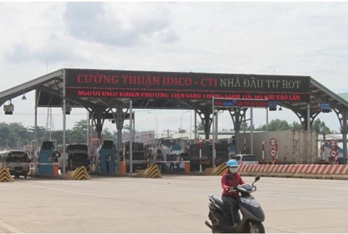Cổ phiếu chủ đầu tư BOT Biên Hòa liên tục giảm giá - Ảnh 1.