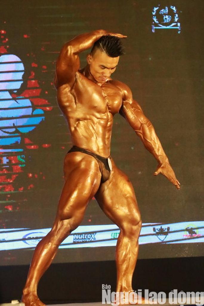 VMS Big Man: Giải thưởng siêu khủng, lực sĩ siêu nặng - Ảnh 9.