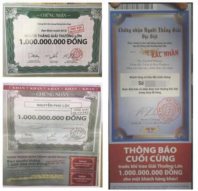 Công ty Catalogue Shopping bẫy khách Việt - Ảnh 1.
