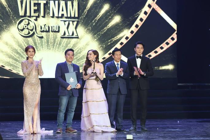 Kaithy Nguyễn Em chưa 18 đoạt giải xuất sắc nhất - Ảnh 1.