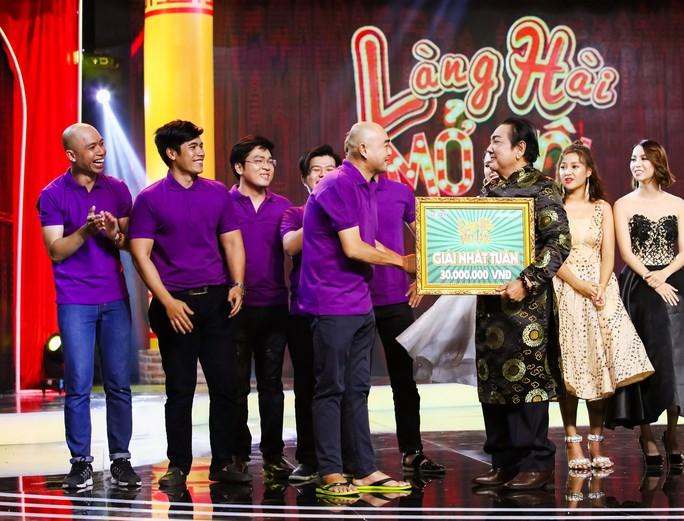 Chuẩn Đam Mê chào sân Làng Hài Mở Hội bằng giải nhất tuần - Ảnh 2.
