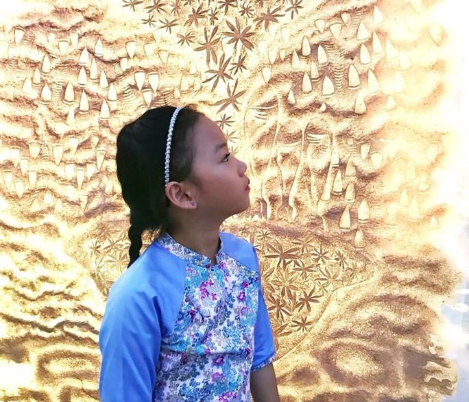 Triển lãm nghệ thuật trúc chỉ lần đầu tiên ở Đà Nẵng - Ảnh 6.