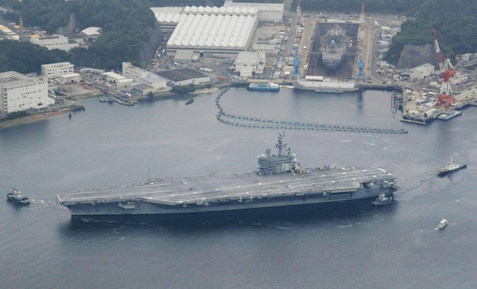 Mỹ tăng sức ép lên Triều Tiên - Ảnh 1.