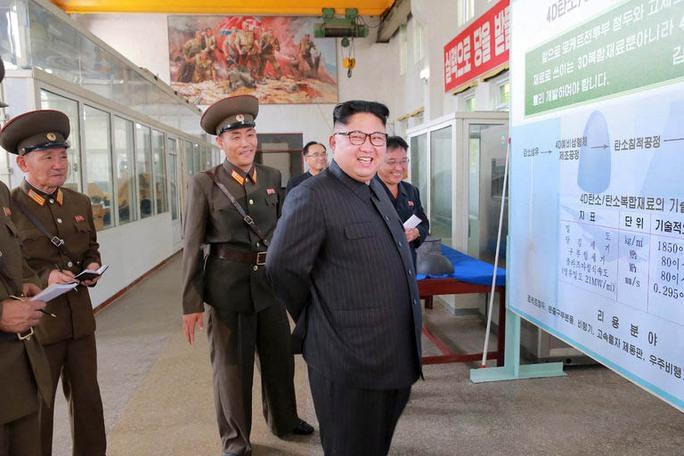 Triều Tiên phát triển tên lửa mạnh hơn? - Ảnh 1.