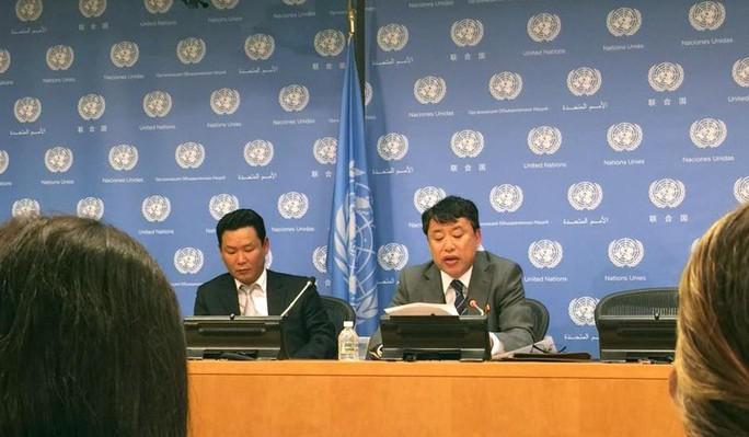 Phàn nàn của Triều Tiên bị Liên Hiệp Quốc phớt lờ - Ảnh 1.