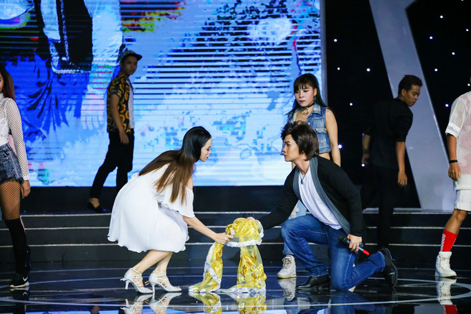 Nghệ sĩ Châu Thanh hát hồ quảng trên nền nhạc EDM - Ảnh 3.