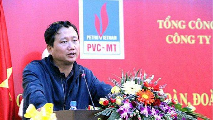 Trịnh Xuân Thanh bỏ trốn ngay trước khi bị khởi tố