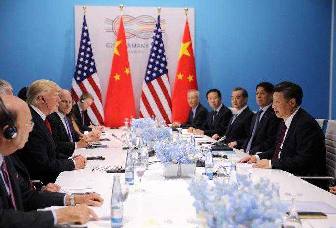 Mỹ muốn Trung Quốc trả giá vì Triều Tiên - Ảnh 1.