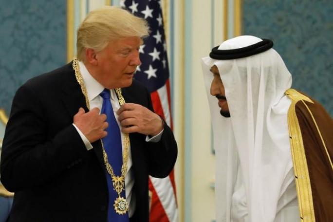 Mỹ đồng ý bán hệ thống THAAD cho Ả Rập Saudi - Ảnh 3.