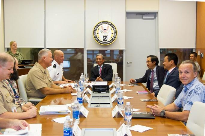 Mỹ bàn giao tàu Cảnh sát biển cỡ lớn cho Việt Nam - Ảnh 12.