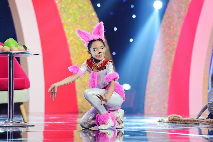 Cô bé hóa Lười khiến Ốc Thanh Vân, Đại Nghĩa phải bật cười nghiêng ngả - Ảnh 4.