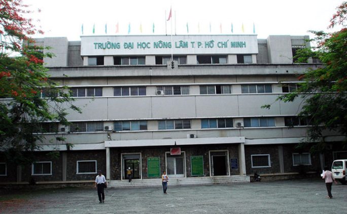 Phát hiện nhiều sai phạm về đất đai tại Đại học Nông lâm TP HCM - Ảnh 1.