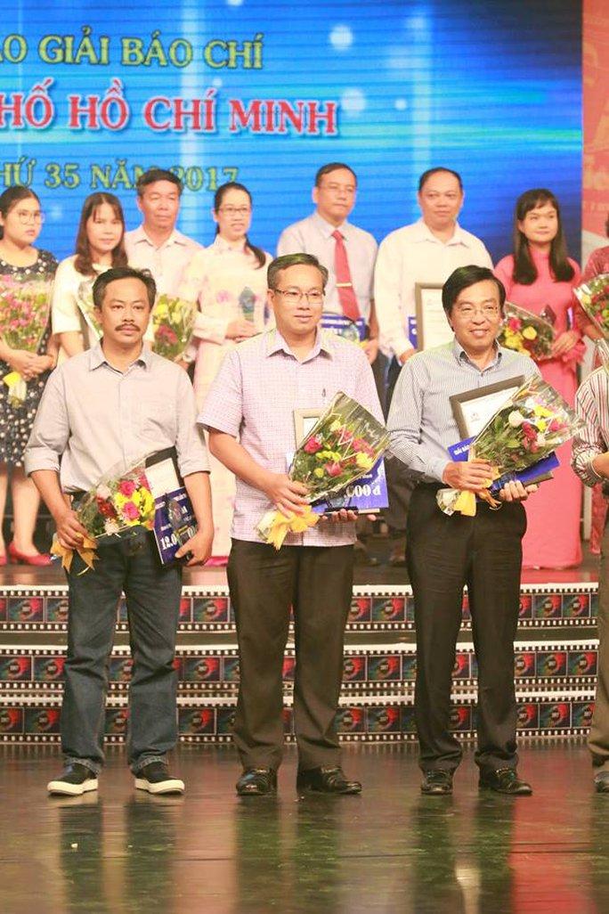 Báo Người Lao Động đoạt 6 giải Báo chí TP HCM - Ảnh 2.