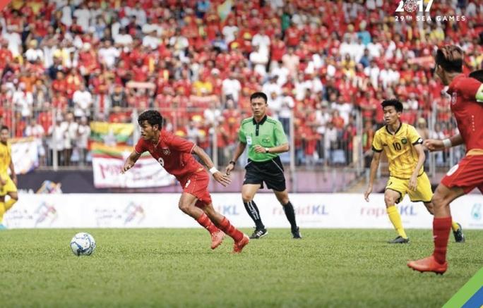 SEA Games cuối của trọng tài Minh Trí - Ảnh 1.