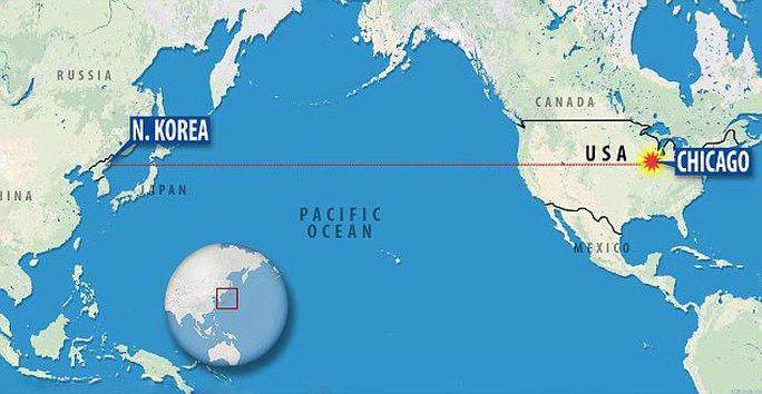 Điểm lạ nhất trong vụ thử tên lửa Triều Tiên  - Ảnh 4.