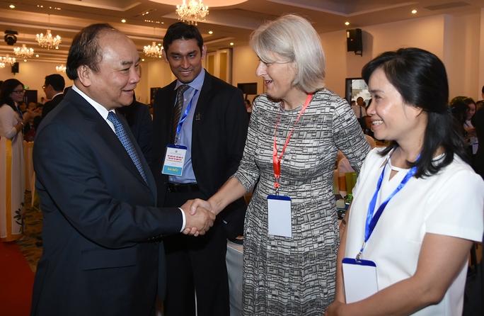 Thủ tướng: Muốn đại bàng đậu thì phải tạo quỹ đất - Ảnh 1.