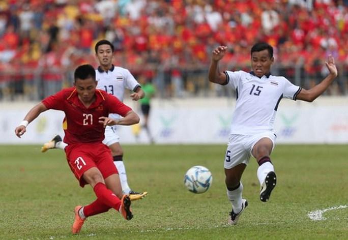 U22 Việt Nam - Thái Lan 0-3: Dừng chân SEA Games, HLV Hữu Thắng từ chức - Ảnh 5.
