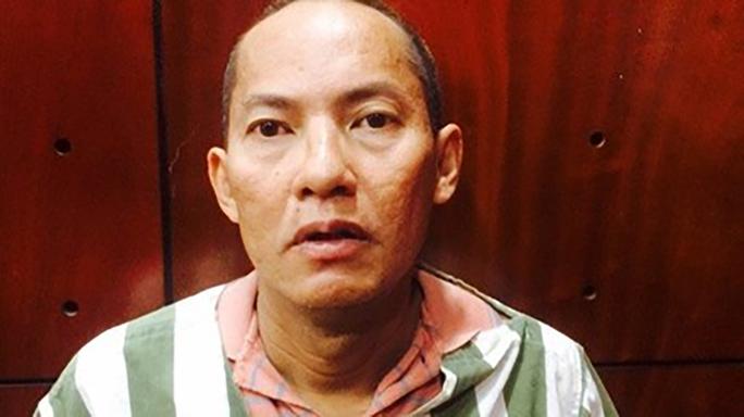 Hiện công an quận 1 (TP HCM) tạm giam 4 tháng đối với Tùng để phục vụ công tác điều tra.