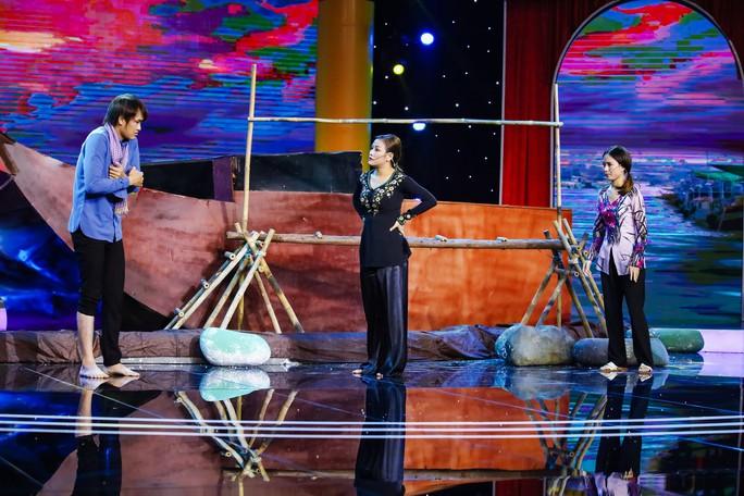 Chuẩn Đam Mê chào sân Làng Hài Mở Hội bằng giải nhất tuần - Ảnh 4.