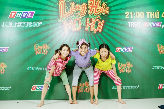 Ba cô gái xinh đẹp khiến Việt Hương cười không ngừng là ai? - Ảnh 5.