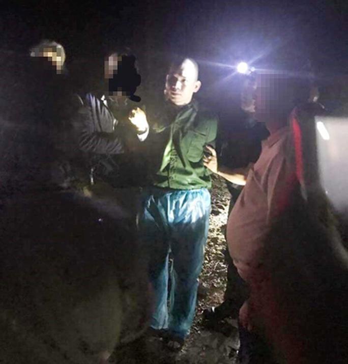Bắt tử tù thứ 2 Nguyễn Văn Tình tại Hòa Bình - Ảnh 1.