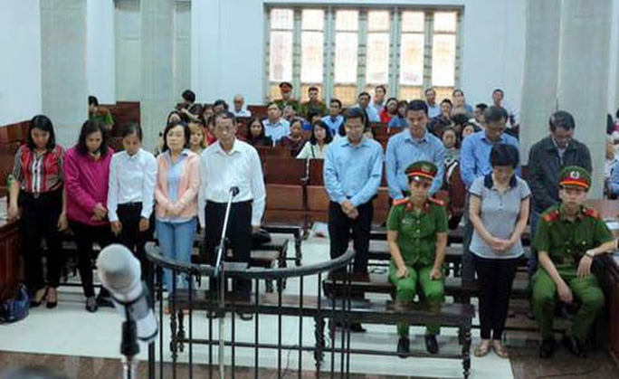 Cựu ĐBQH Châu Thị Thu Nga nhận án chung thân, bồi thường 55 tỉ đồng - Ảnh 6.