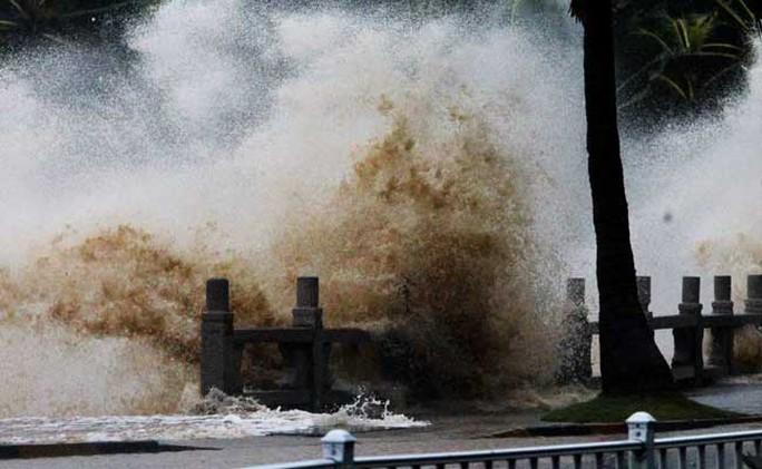 Càn quét Hồng Kông, Macau, bão Hato tràn vào Trung Quốc - Ảnh 5.