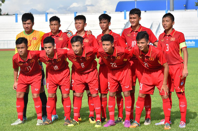 Thắng Úc, U15 Việt Nam vào chung kết giải Đông Nam Á - Ảnh 2.