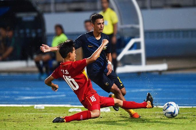 Thắng Thái Lan, U15 Việt Nam đăng quang Đông Nam Á - Ảnh 1.