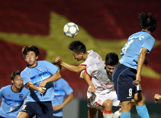 U21 Yokohama giữ lời hứa bảo vệ ngôi vô địch U21 - Ảnh 2.