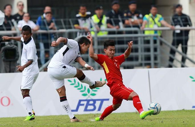 Yếu tâm lý, bóng đá Việt còn thua hoài! - Ảnh 1.