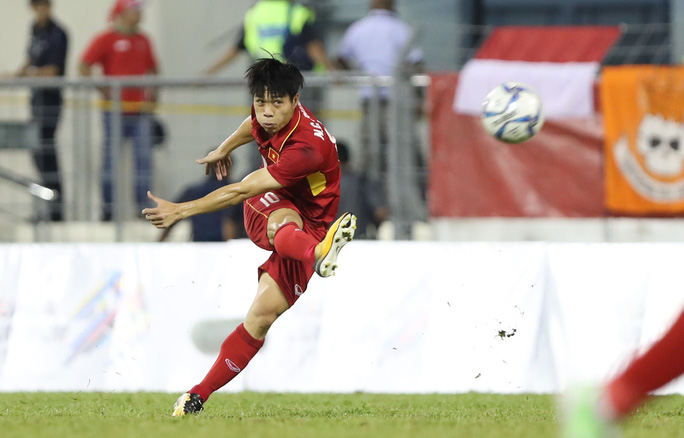 U22 Việt Nam - Indonesia 0-0: Chỉ biết tự trách mình! - Ảnh 9.