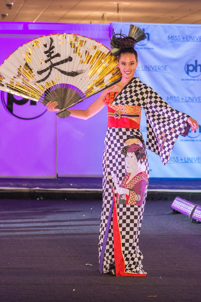 Nam Phi đăng quang Hoa hậu Hoàn vũ 2017 - Ảnh 6.