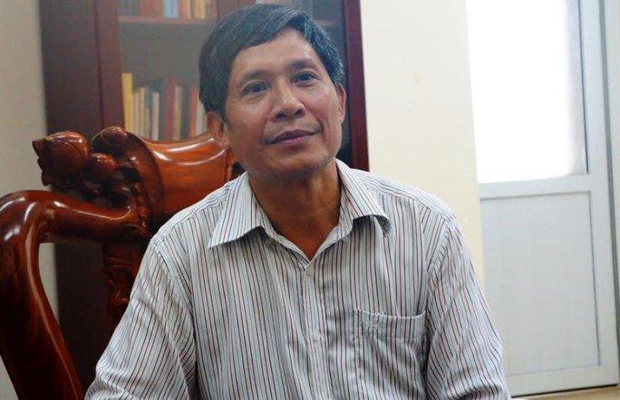 Ông Phan Quang Vinh, Phó trưởng Ban Tổ chức Tỉnh ủy Thanh Hóa, thừa nhận đơn vị có sai sót trong vụ việc bà Trần Vũ Quỳnh Anh