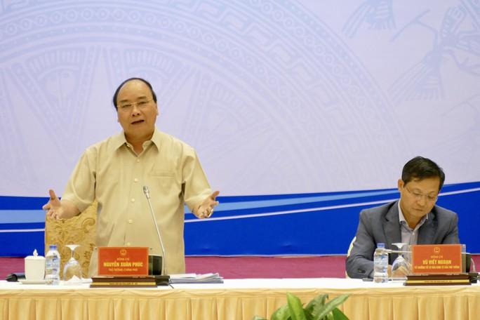 Thủ tướng lắng nghe góp ý của 14 tập đoàn tư nhân - Ảnh 3.