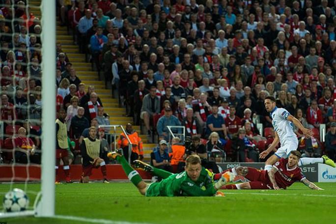 Mưa bàn thắng ở Anfield, Liverpool trở lại Champions League - Ảnh 5.