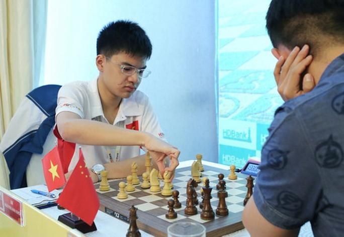 Nguyễn Anh Khôi giành cú đúp vàng cờ vua trẻ thế giới - Ảnh 2.