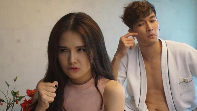 Chí Trung - Vân Dung lần đầu yêu nhau trên sóng truyền hình - Ảnh 2.